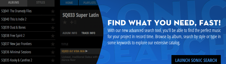Launch Sonic Search